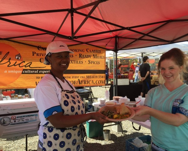 Spice of Africa at Farmers Market